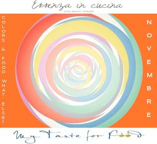 Colors & food, what elese? Novembre